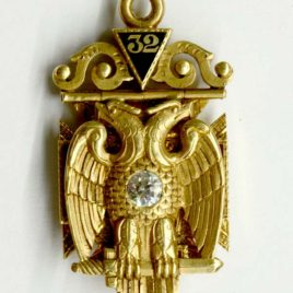 Masonic Jewel