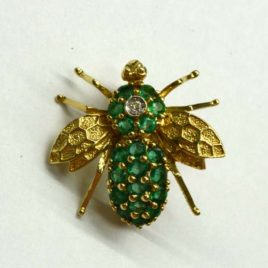 Emerald Beetle